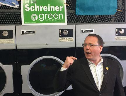 Green Party Leader Mike Schreiner. (HANK DANISZEWSKI/Postmedia Network File Photo)