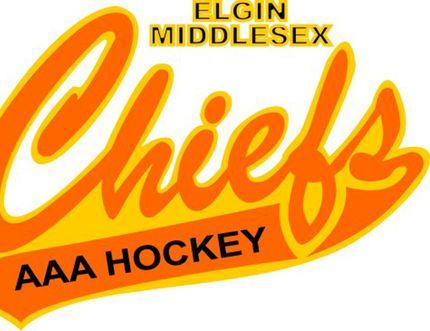 Chiefs logo. (File photo/Exeter Lakeshore Times-Advance)