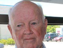 Author Bob McCarthy