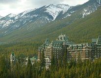 The Fairmont Banff Springs Hotel. Photo courtesy of Mikael Kjellstrom/ Postmedia Network.