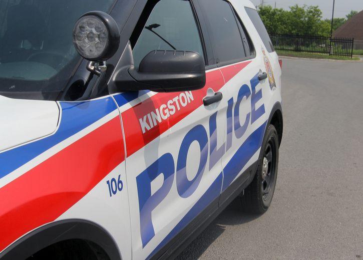 Aggressive father arrested after resisting arrest — Kingston Police