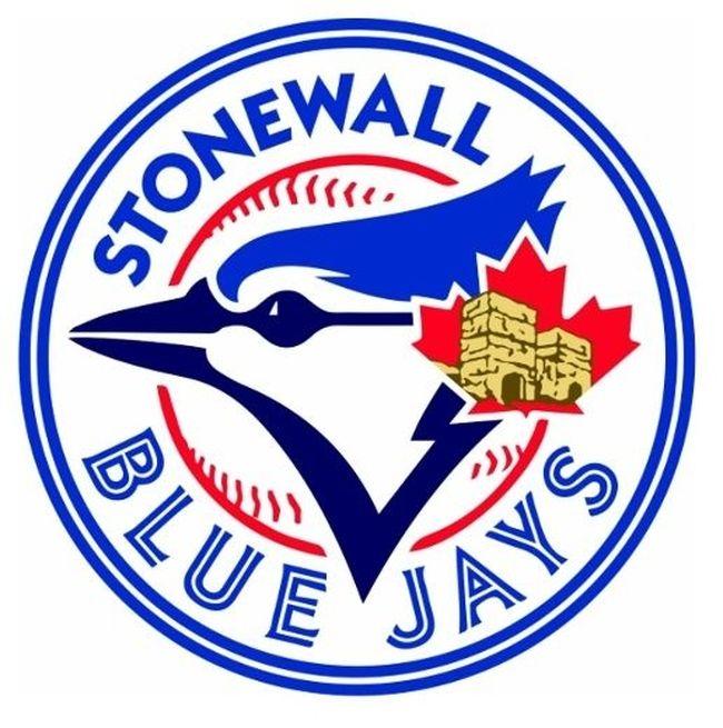 The Stonewall Blue Jays' logo. (File Photo)