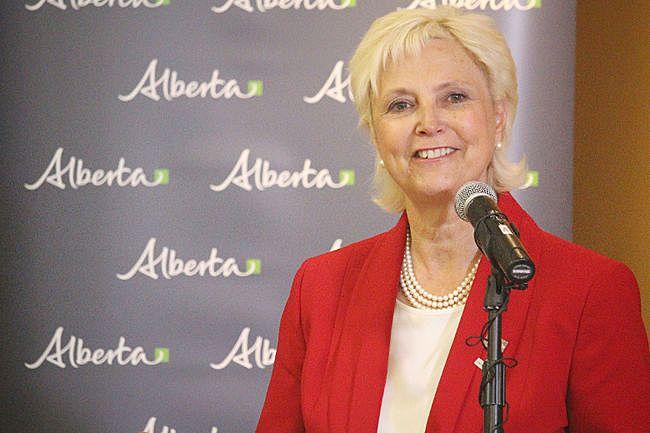 Fort Saskatchewan Mayor Gale Katchur