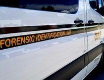 An OPP forensics van.