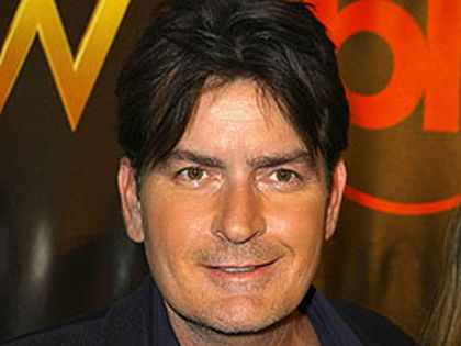Charlie Sheen (WENN.COM file photo)