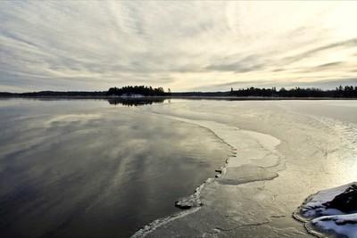 Lower Beverley Lake in Ontario.  Photo by John Truyens.