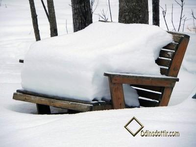 A Winnipeg Sun reader shares his tour of the sights of the Gimli area in February 2011. (RIC HORNSBY/Odinsdottir.com)
