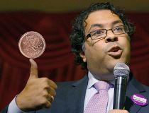 Mayor Naheed Nenshi. Photo Illustration.
