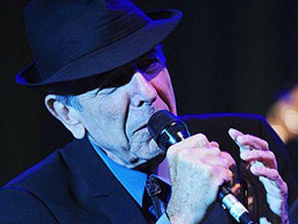 Leonard Cohen. (WENN.COM)