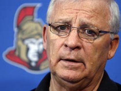 Bryan Murray says he wants to remain the Ottawa Senators GM after this season. (OTTAWA SUN file photo)