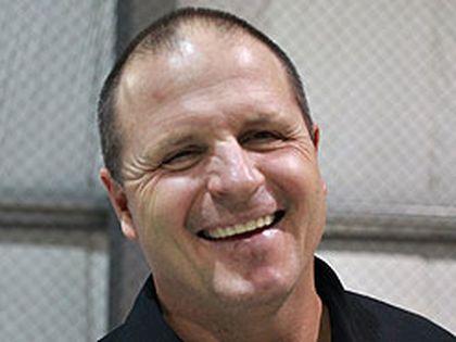 General manager and head coach of the Edmonton Rush Derek Keenan. (Ken Armstrong/QMI Agency)