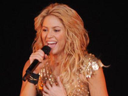 Shakira. (WENN.com photo)