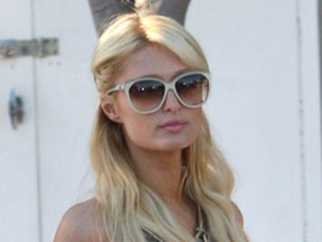 Paris Hilton. (WENN.COM)
