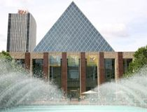 Edmonton's city hall. (EDMONTON SUN FILE)