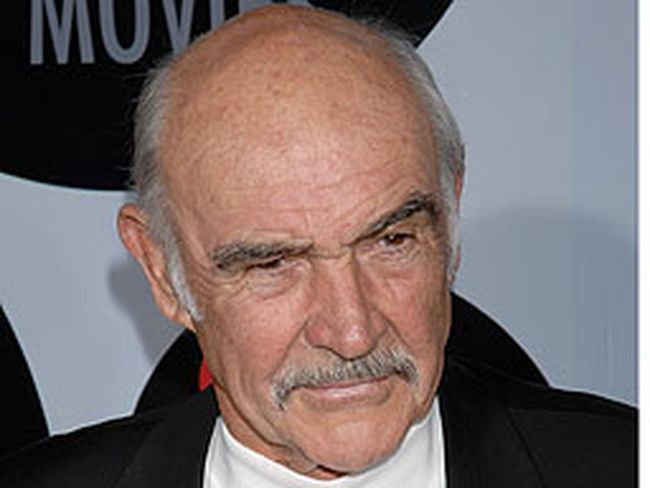 Sean Connery (WENN.COM)