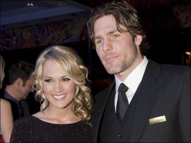 "Carrie Underwood ""loved Ottawa,"" hubby Mike Fisher says. (ERROL McGIHON/Ottawa Sun file photo)"
