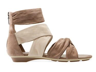 The Geox Felisa sandal,  geoxca.info.