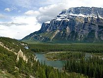 Tunnel Mountain, Banff. (Shutterstock)