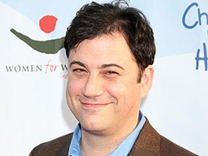 Jimmy Kimmel (WENN.COM file photo)