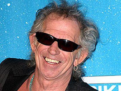 Keith Richards (WENN.COM file photo)