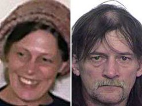 Gerdina Kruidbos (left) was slain in 1981. Robert James Fletcher (right). (SUPPPLIED PHOTOS)