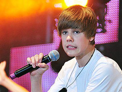 Justin Bieber. (WENN.COM)