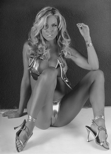 World's sexiest DJ Colleen Shannon. (Photo courtesy djcolleenshannon.com)