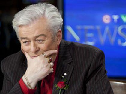 Max Keeping's last broadcast for CTV Ottawa. Friday March 26,2010. (ERROL MCGIHON/THE OTTAWA SUN)