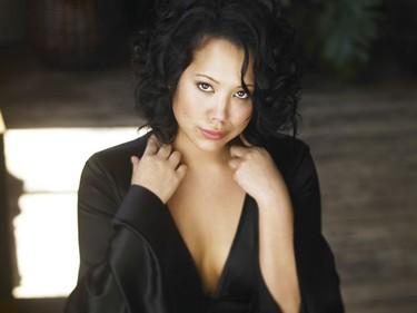 Kristen Lucas. (Photo courtesy davidleyes.com)