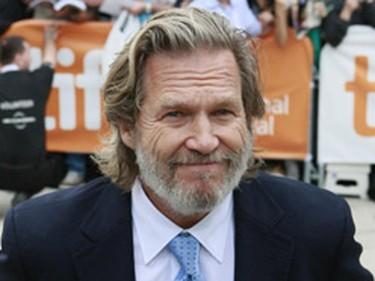 Jeff Bridges at the 2009 Toronto International Film Festival. (Sun Media file photo)