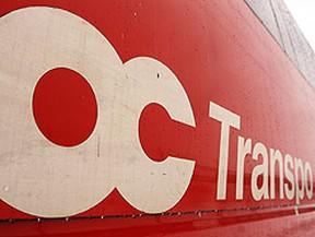 OC Transpo. (DARREN BROWN/Sun Media)