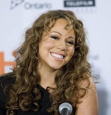 Mariah Carey attending a press conference for Precious during the Toronto International Film Festival, on Sept. 13, 2009. (ALEX UROSEVIC, Sun Media)