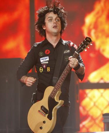Green Day plays Copps Coliseum in Hamilton on their 21st Century Breakdown Tour.  (JACK BOLAND, Sun Media)