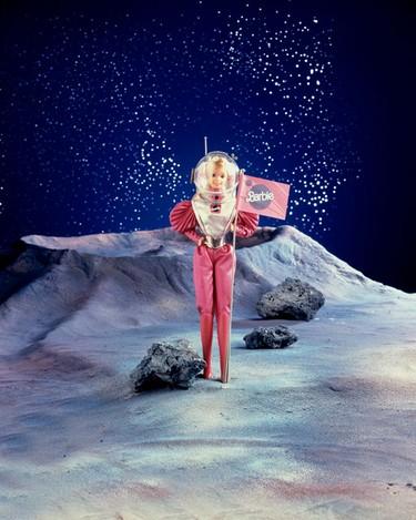 Astronaut Barbie (1986)