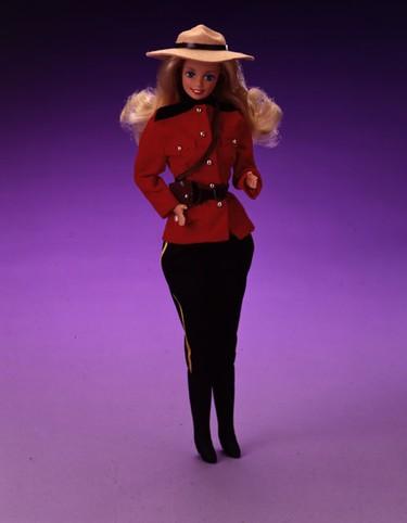 Canadian Barbie (1988)