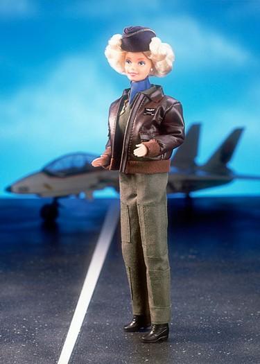 Airforce Barbie (1991)