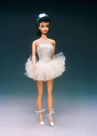 Ballerina Barbie (1961)