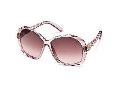 Seventies style: Swarovski Amazing Blush Sunglasses, $540, Swarovski.ca.