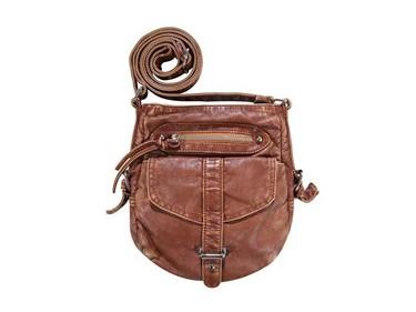 Neutrals accessory: Smart Set Faux Leather Crossbody Bag, $35, Smartset.ca.