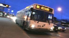 Winnipeg Transit. (FILE PHOTO)