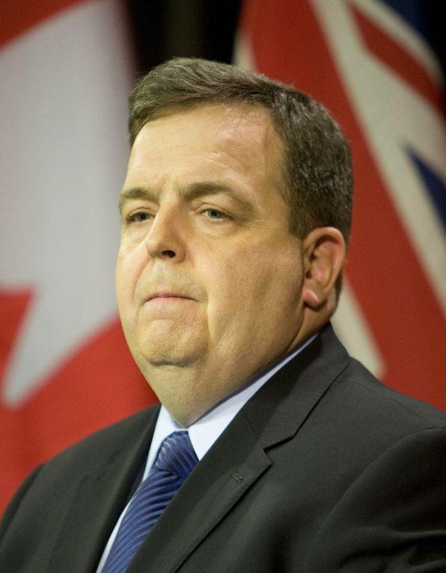 Dwight Duncan (Toronto Sun files)