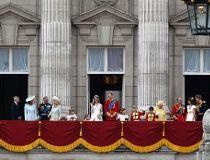 Royal Family Balcony