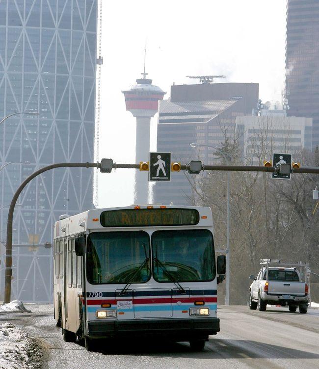 Subsidized Transit Pass Still On Track For Calgary