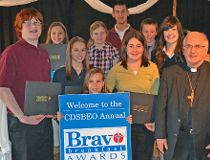 Brave Breakfast Top Students