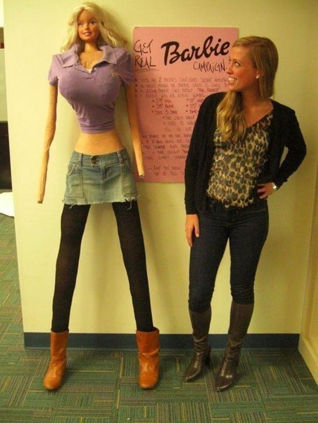 Barbie and Galia Slayen