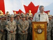 Stephen Harper in Afghanistan
