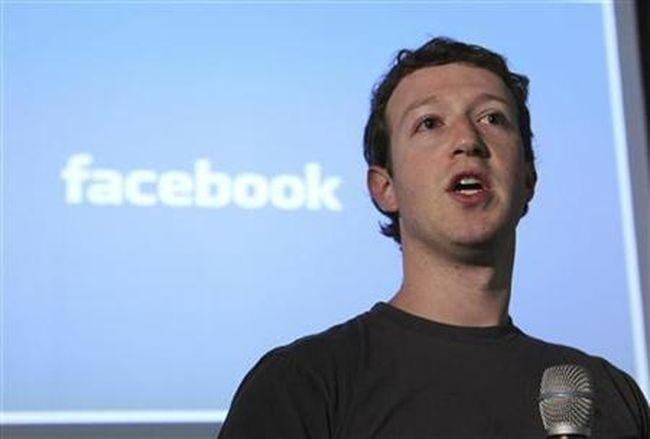 Facebook founder and CEO Mark Zuckerberg. Reuters/Norbert von der Groeben