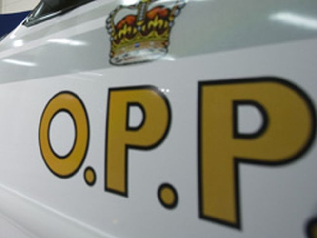 Ontario Provincial Police. (Toronto Sun files)