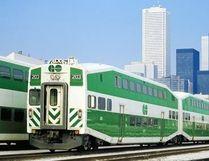 GO Transit train. (Toronto Sun files)