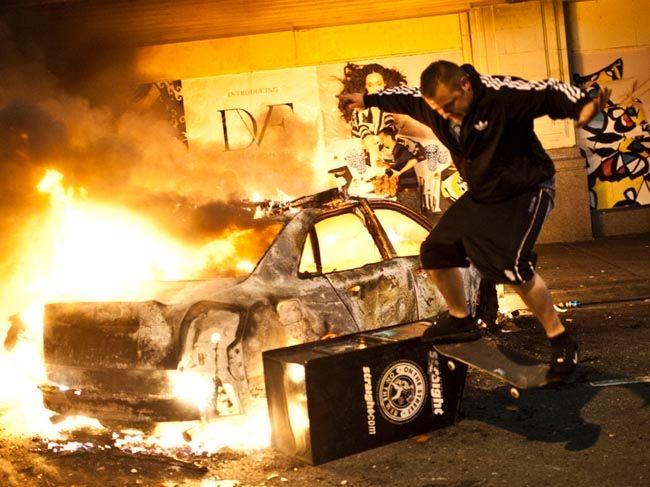 Vancouver riots June 15/11